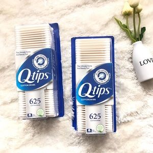 Q-Tips Cotton Swabs One Box 625 count